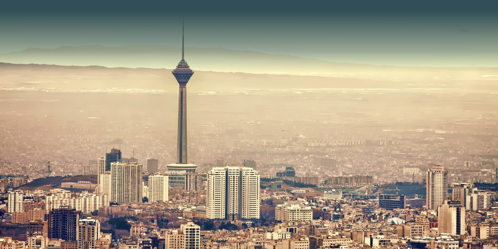 All from Italy, Teheran